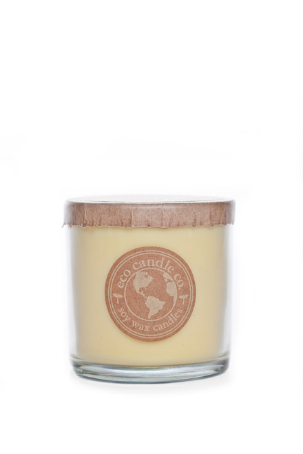 6oz soy eco candle LEMONDROP