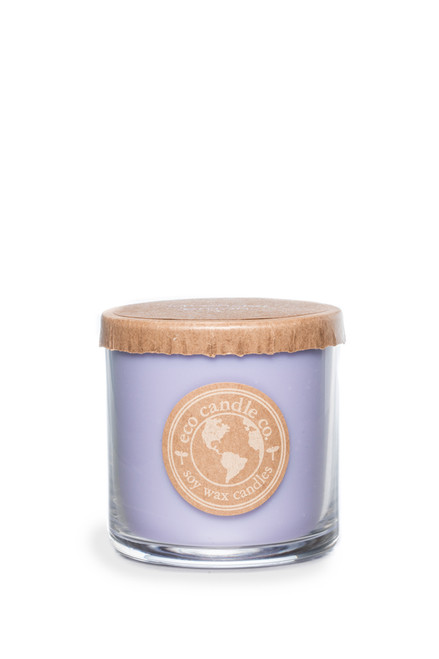6oz soy eco candle LAVENDER LEMON