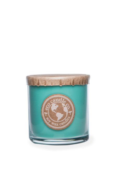 6oz soy eco candle OCEAN WAVES