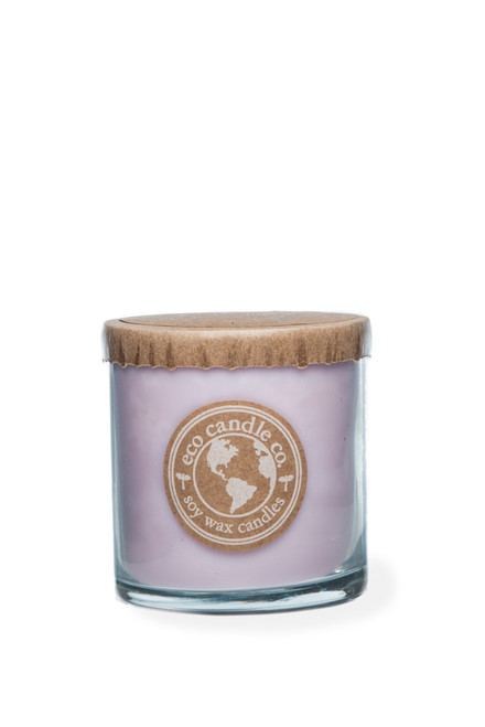 6oz soy eco candle PURE LILAC