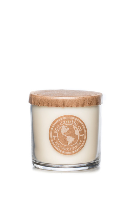 6oz soy eco candle WARM VANILLA