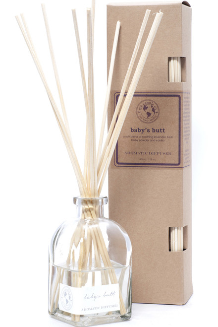 reed diffuser BABY'S BUTT
