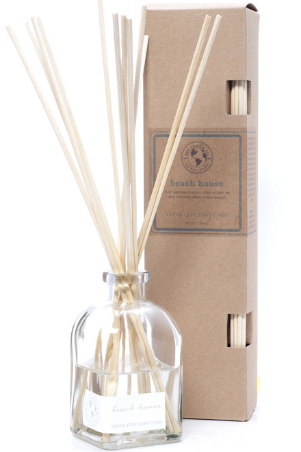 reed diffuser BEACH HOUSE