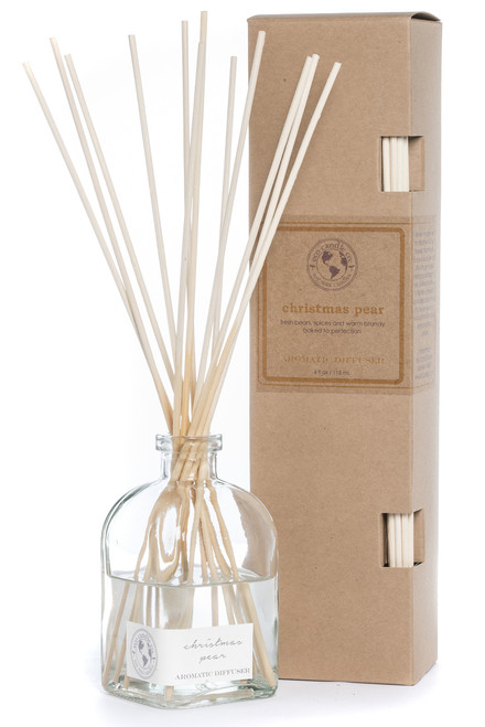 reed diffuser CHRISTMAS PEAR
