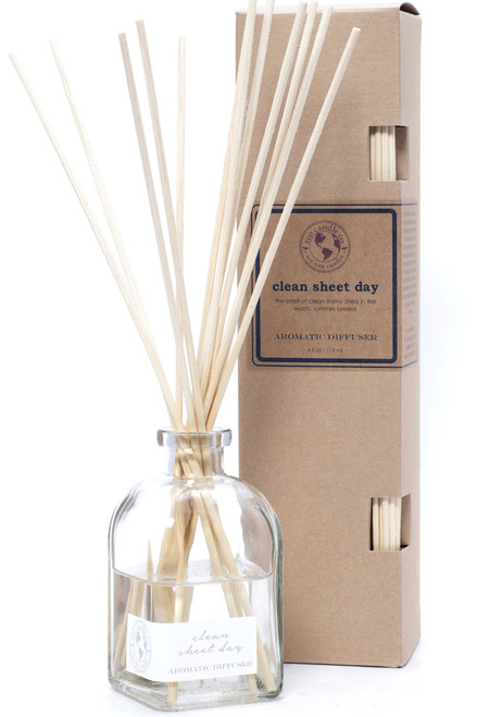 reed diffuser CLEAN SHEET DAY