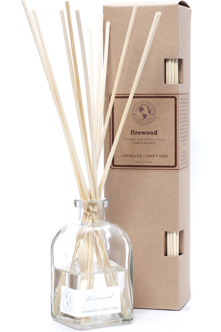 reed diffuser FIREWOOD