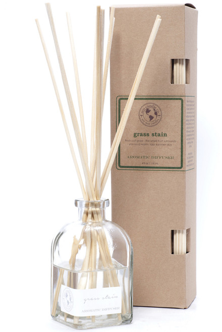 reed diffuser GRASS STAIN