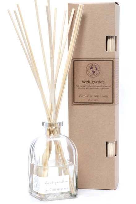 reed diffuser HERB GARDEN
