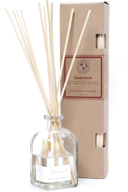 reed diffuser HOMESICK