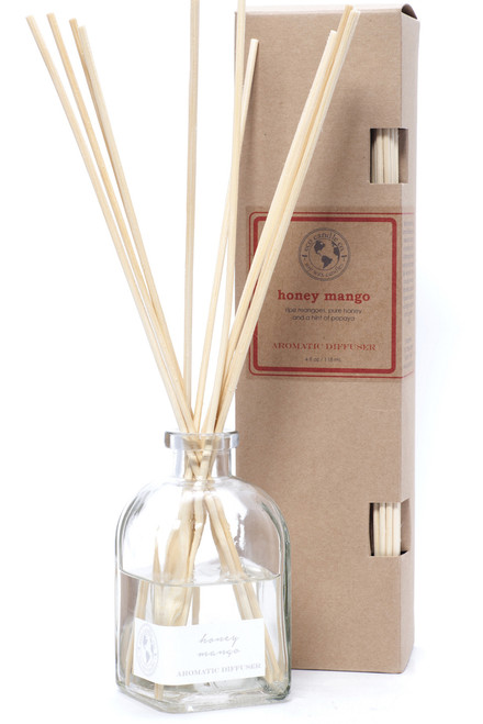 reed diffuser HONEY MANGO