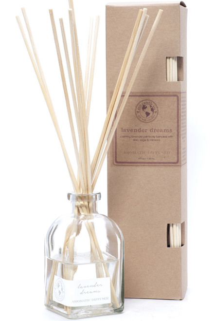 reed diffuser LAVENDER DREAMS