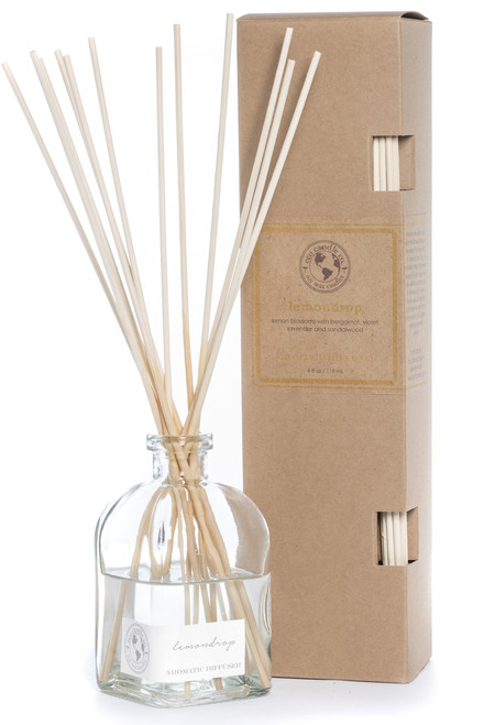 reed diffuser LEMONDROP
