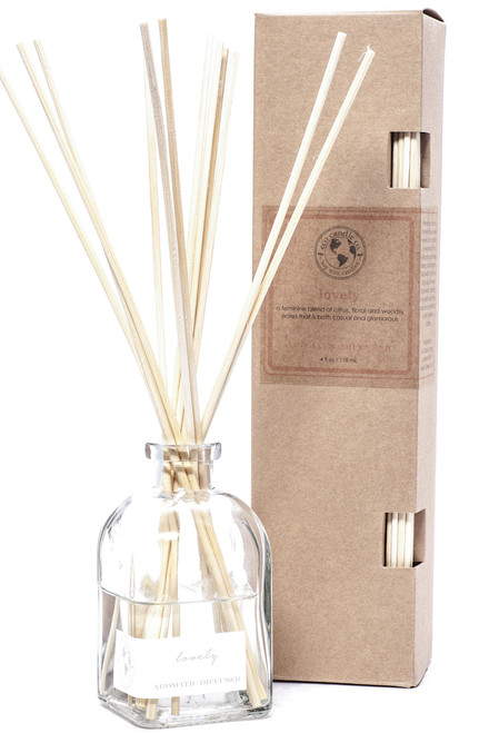 reed diffuser LOVELY