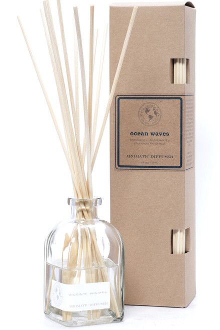 reed diffuser OCEAN WAVES