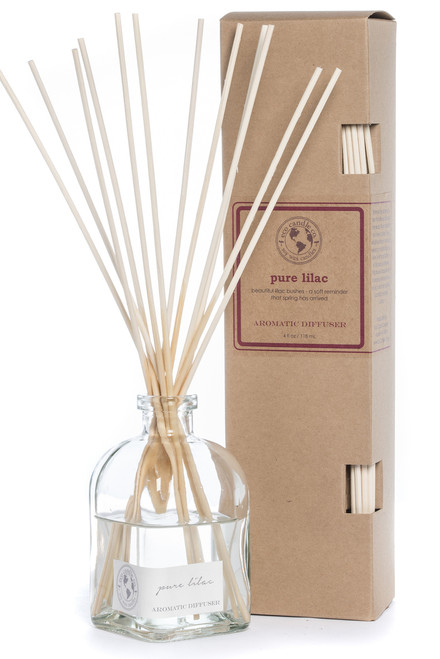 reed diffuser PURE LILAC