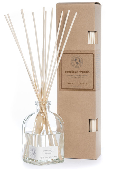 reed diffuser PRECIOUS WOODS