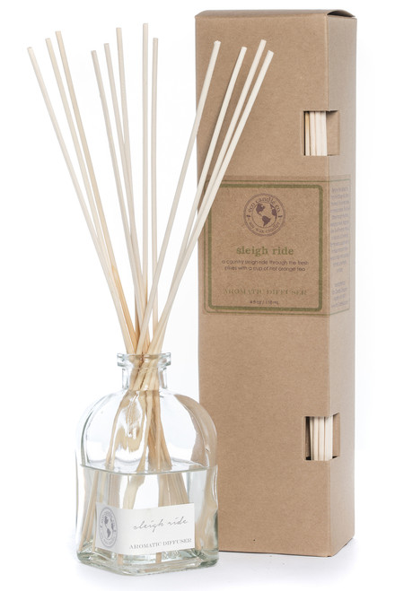 reed diffuser SLEIGH RIDE