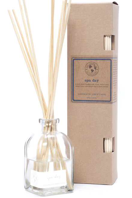reed diffuser SPA DAY