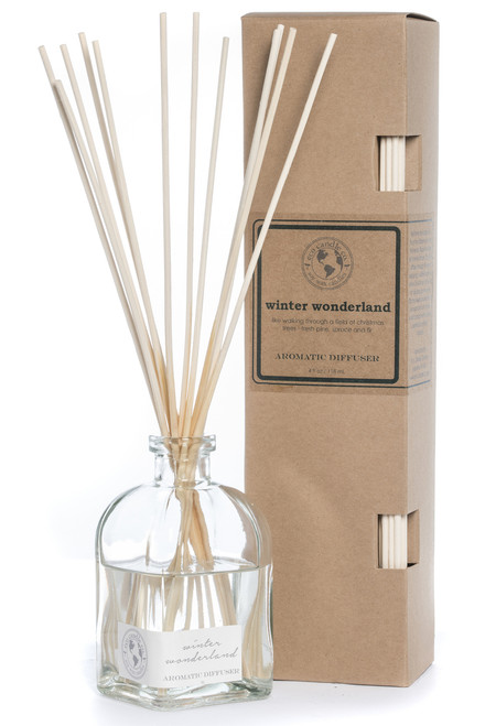 reed diffuser WINTER WONDERLAND