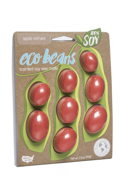 eco beans soy melts APPLE ORCHARD