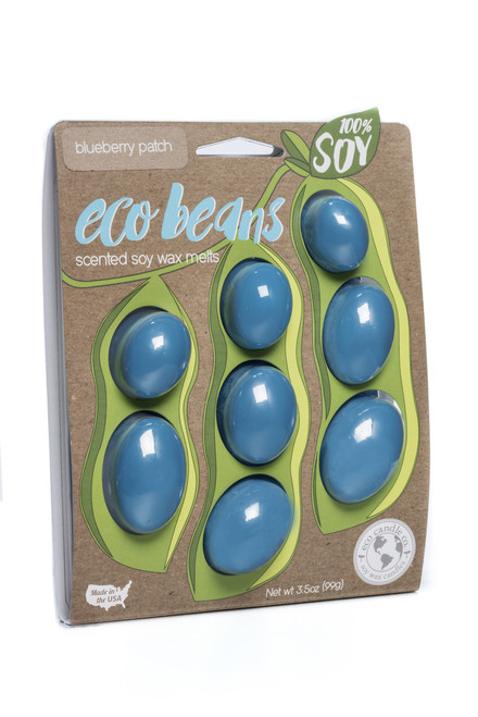 eco beans soy melts BLUEBERRY PATCH