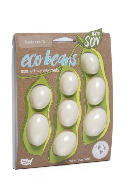eco beans soy melts BEACH BUM