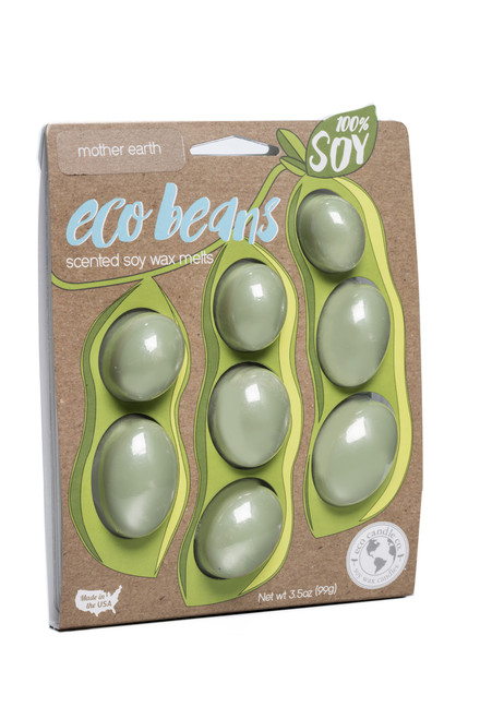 eco beans soy melts mother earth