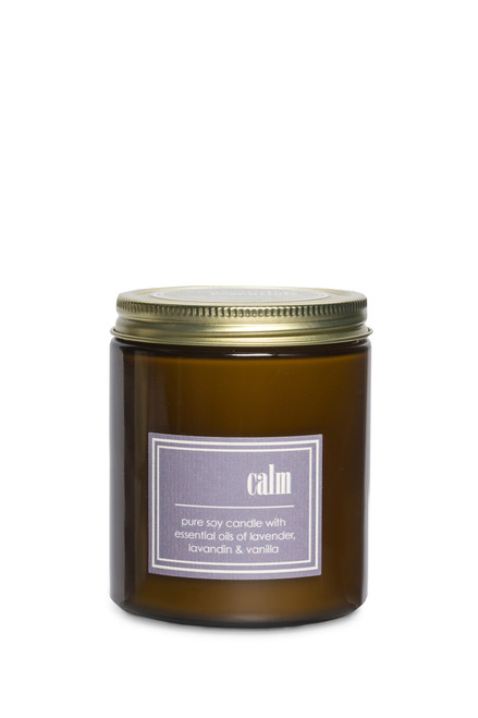 ECO ESSENTIALS soy candle CALM