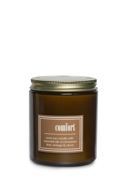 ECO ESSENTIALS soy candle COMFORT
