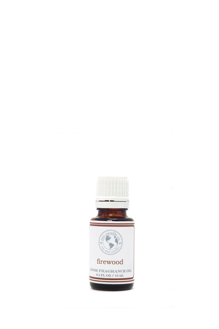 home fragrance oil FIREWOOD