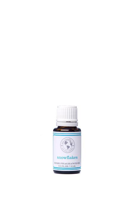 home fragrance oil SNOWFLAKES