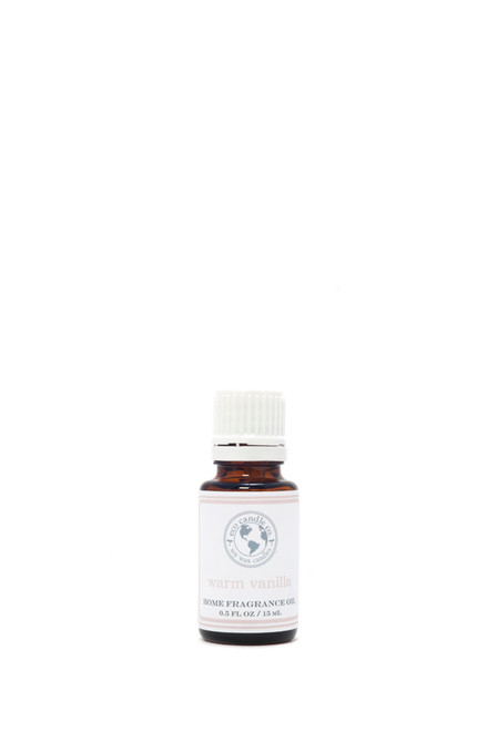 home fragrance oil WARM VANILLA