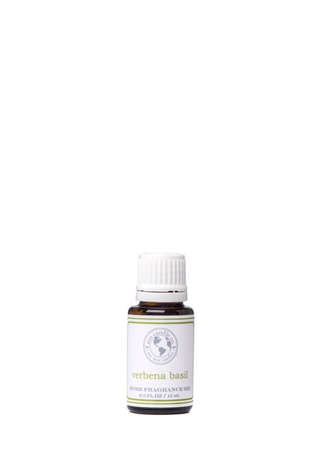 home fragrance oil VERBENA BASIL