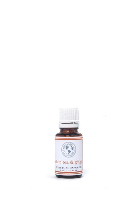 home fragrance oil WHITE TEA & GINGER