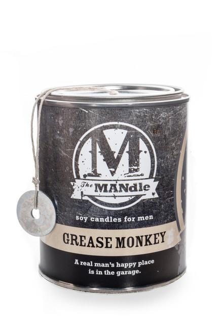 The MANdle Grease Monkey