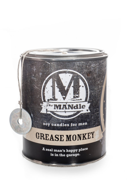 The MANdle Grease Monkey