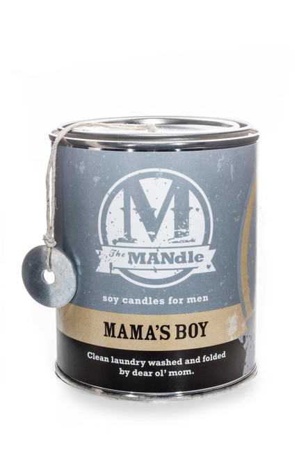 The MANdle Mama's Boy