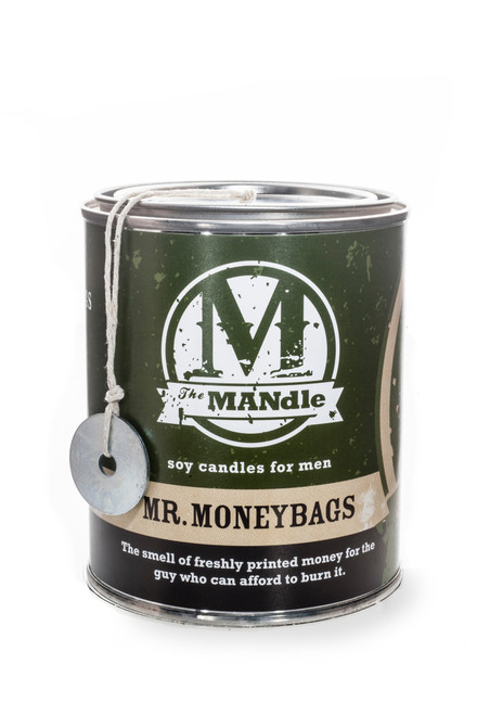 The MANdle Mr. Moneybags