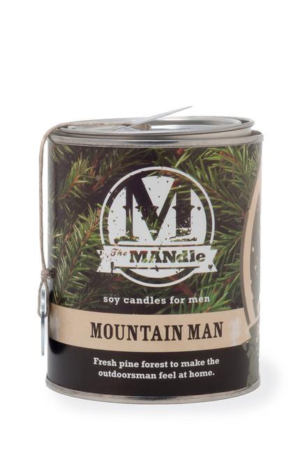 The MANdle Mountain Man