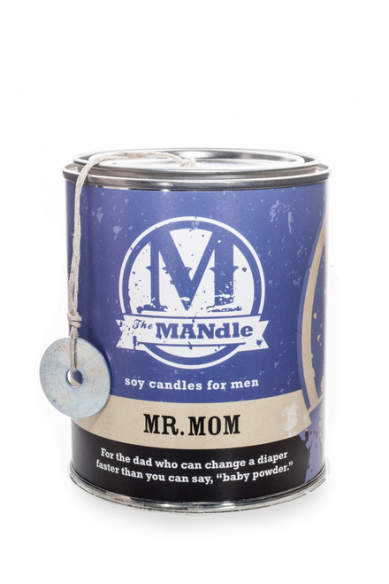 The MANdle Mr. Mom
