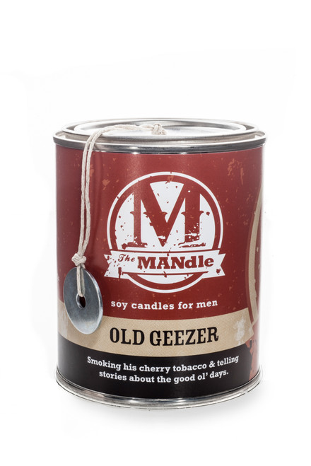 The MANdle Old Geezer