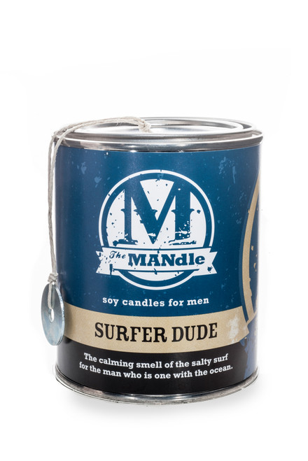 The MANdle Surfer Dude
