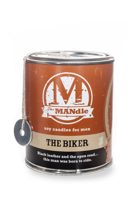 The MANdle The Biker