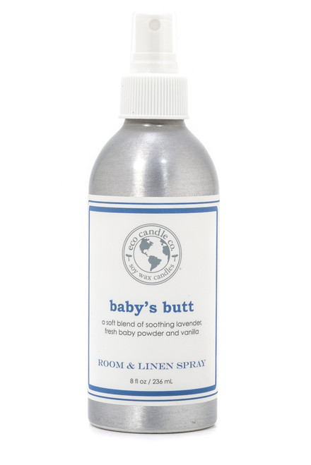 room & linen spray BABY'S BUTT