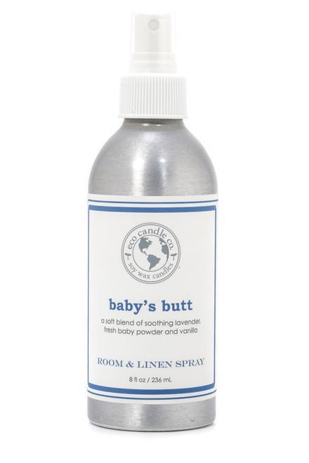 room & linen spray BABY'S BUTT