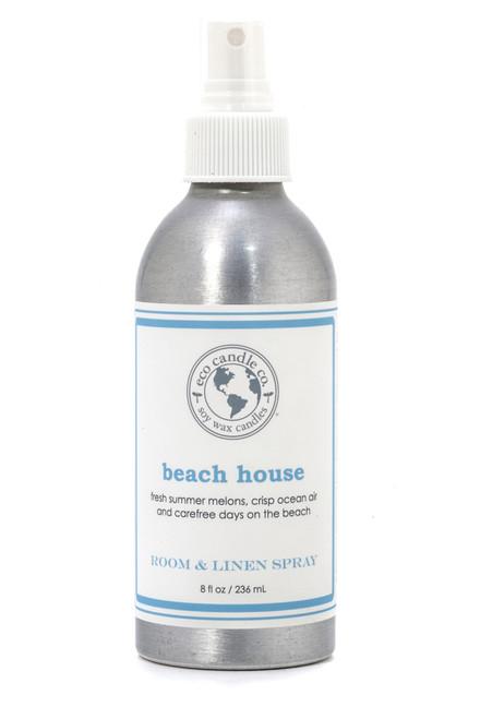 room & linen spray BEACH HOUSE