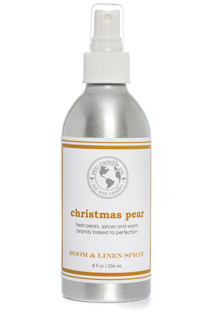 room & linen spray CHRISTMAS PEAR