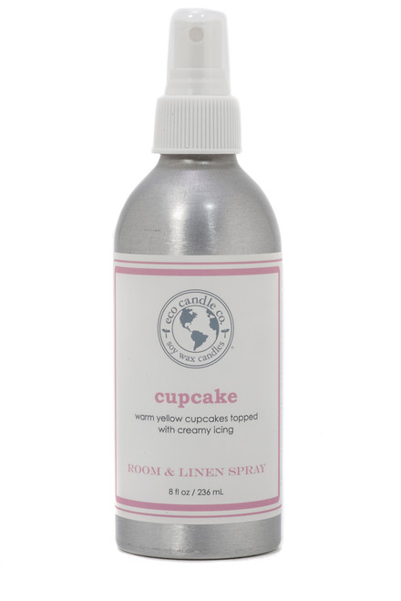 room & linen spray CUPCAKE