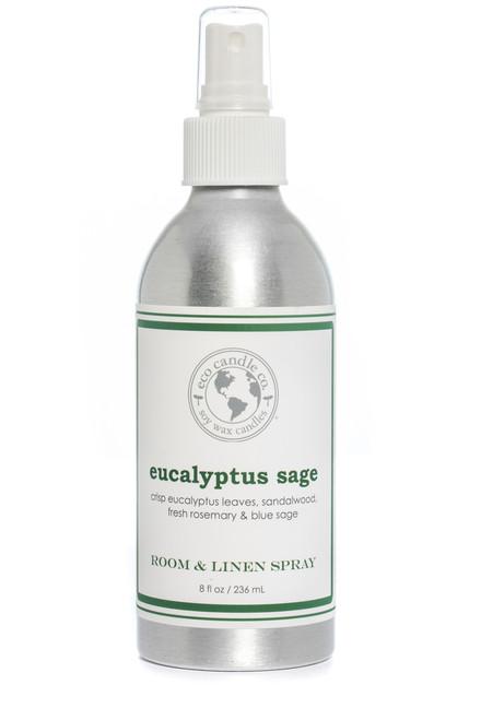 room & linen spray EUCALYPTUS SAGE
