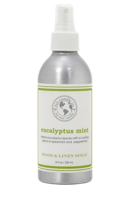 room & linen spray EUCALYPTUS MINT